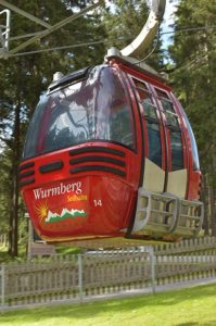 Kabinenbahn zum Wurmberg, Braunlage