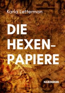 """Buchtitel """"Die Hexenpapiere"""""""