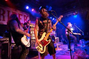 Jaya the cat, eine Punkrock-Band aus Amsterdam