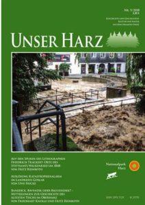 """Titel des Magazins """"Unser Harz"""""""