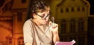Die eigenwillige Frau Meret Becker liest zu Reventlow