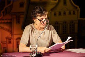 Meret Becker, bekannte Schauspielerin und eigenwillige Frau