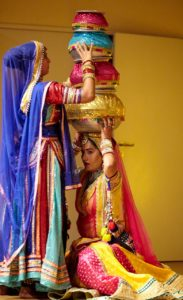 Indische Taenzerin