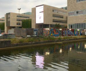Fassade in Kopenhagen