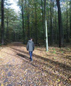 Thomas im Lauerholz