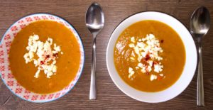 Orange Suppe