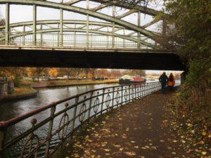 Spaziergang an der Kanaltrave
