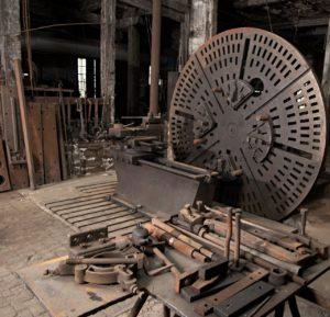 Die Maschinenfabrik der Königshütte
