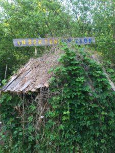 Insektenpavillon