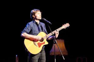 Musiker Lennart Schilgen
