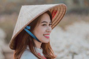 Vietnamesin. Bild von Raydar auf Pixabay