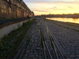 Hafenschuppen in Lübeck