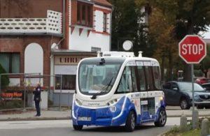 Der TaBuLa-Bus in Lauenburg