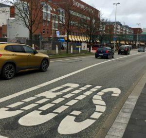 """Kieler Innenstadt für die Instagram-Challenge zum Motto """"City"""""""