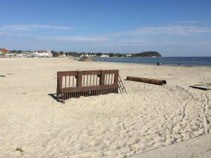 Strand vor Travemünde