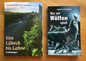 Beide Bücher nebeneinander