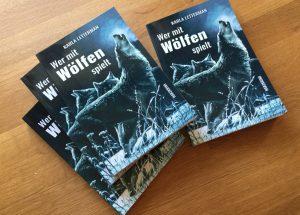 """Der Roman """"Wer mit Wölfen spielt"""""""