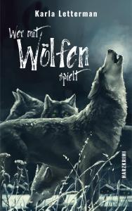Coverentwurf mit 3 Wölfen, ohne Mond