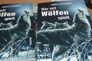 """Nase vorn: Der Roman """"Wer mit Wölfen spielt"""""""