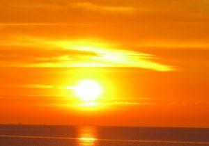 Die Sonne als Symbol der Sonnenbrüder