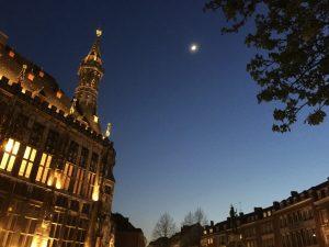 Nacht bei der Criminale in Aachen