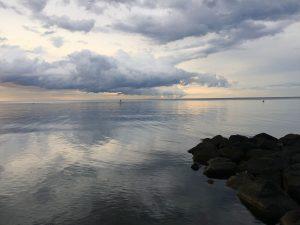Ostsee in Hohwacht